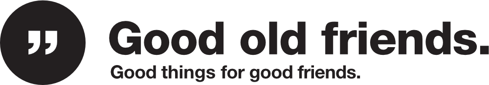 Good old friends Logo